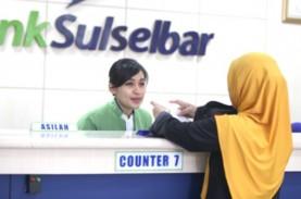 Bank Sulselbar Lunasi Obligasi Rp550 Miliar