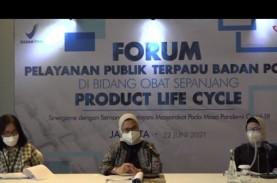 BPOM Gelar Forum Pelayanan Publik Terpadu Obat Sepekan