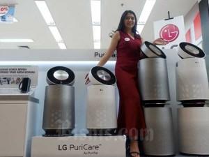 LG Electronics Indonesia Luncurkan LG PuriCare 360 Air Purifier