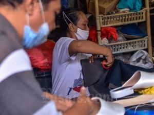 Menkeu Sri Mulyani Indrawati Catat Realisasi KUR Telah Mencapai 44,58 Persen Atau Senilai Rp112,8 Triliun
