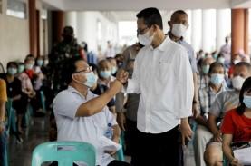 Antusiasme Tinggi, Target 70 Persen Vaksinasi Diyakini…