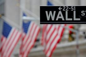 Pasar Nantikan Testimoni Powell, Wall Street Fluktuatif