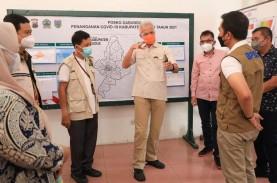 Ganjar: Stok Oksigen di Jateng Aman, RS Tak Perlu…