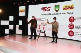 Punya 5G, Kecepatan Internet Warga Solo Kini Hingga…