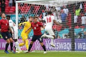 Hasil Euro 2020 : Inggris Juara Grup D, Kroasia Runner-up,…