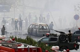 AS Tarik Pasukan, Taliban Rebut Lagi Puluhan Distrik…