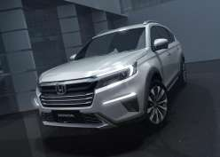 Menebak Harga Honda BR-V Generasi Terbaru yang Diduga N7X Concept