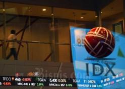 IHSG Dibuka Menghijau, Investor Asing Incar Saham ITMG dan IPTV