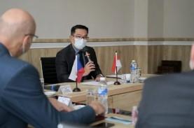 Jabar Ajak Republik Ceko Bangun SPAM dan LRT Bandung…