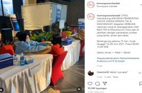 Daftar Mall di DKI Jakarta yang Gelar Vaksinasi Covid-19,…