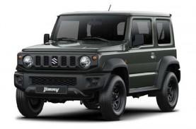 Suzuki Akan Produksi Jimny Versi Murah
