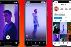 Instagram Luncurkan Reels di Indonesia