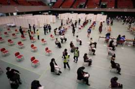 Jepang Tembus Target Vaksinasi Covid-19 Satu Juta…