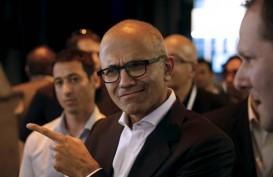 Microsoft Capai Valuasi US$2 Triliun, Kini Sekelas dengan Apple