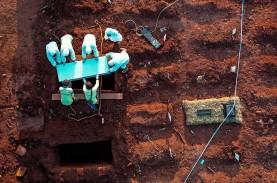 Kematian di DKI Meroket, Biaya Pemakaman Jenazah Covid-19…