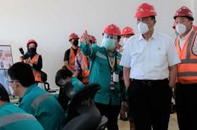 Ini Pabrik Bahan Baku Baterai Kendaraan Listrik Pertama…