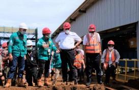 Luhut Resmikan Smelter Nikel HPAL di Halmahera Selatan