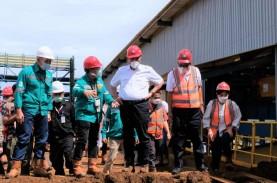 Luhut Resmikan Smelter Nikel HPAL di Halmahera Selatan…
