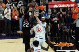 Hasil Final Wilayah Barat Basket NBA, Suns Tinggalkan…