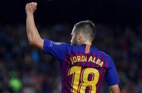 Bursa Transfer Pemain: Inter Ingin Gaet Jordi Alba…