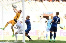 Hasil Grup E Euro 2020: Swedia dan Spanyol Memimpin