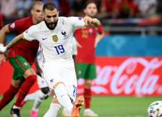 Hasil Grup F: Prancis vs Portugal Seri, Jerman Runer Up, Klasemen Grup F