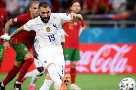 Hasil Grup F: Prancis vs Portugal Seri, Jerman Runer…