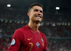 Ronaldo Samai Rekor Ali Daei Cetak Gol Terbanyak untuk Timnas