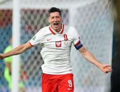 Polandia Tersingkir dari Euro 2020, Lewandowski: Kami Berikan Semuanya