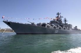 Tegang! Puluhan Pesawat Rusia Kepung Kapal Perang…