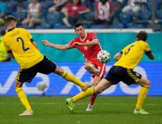 Fakta Euro 2020: Swedia Lolos 16 Besar Lagi, Lewandowski Cetak Gol ke-69