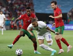 Prancis vs Portugal 2-2, Deschamps: Pertandingan Itu Tidak Mudah
