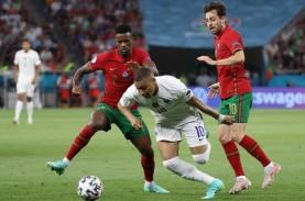 Prancis vs Portugal 2-2, Deschamps: Pertandingan Itu…