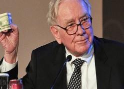 Warren Buffett Mundur dari Gates Foundation