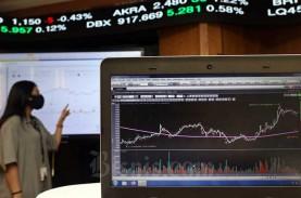 IHSG Dibuka Naik, Saham BBRI, BMRI, BBCA Diburu Investor…