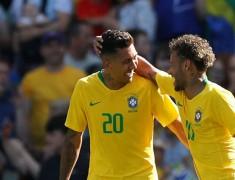 Copa America: Gol Menit 10 Injury Time Brasil Hapus Gol Akrobatik Kolombia