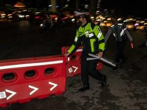Tekan Penyebaran Covid-19, Polisi Lakukan Pembatasan Mobilitas Warga di Palembang