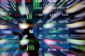 IHSG Turun Sesi I, Investor Asing Masih Doyan Saham…