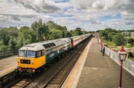 5 Perjalanan Kereta Api Paling Memukau di Inggris