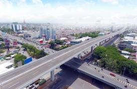 14 Proyek Tol Rampung, Panjang Jalan Tol Nasional Bertambah 427 Km