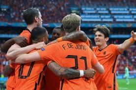 Belanda Paling Subur pada Fase Grup Euro 2020, Spanyol…