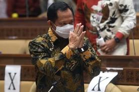 Bahas Skema Dana Otsus Papua, Pemerintah & Pansus…