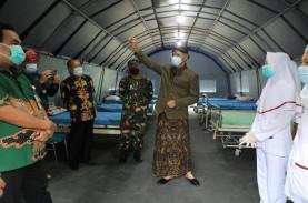 BOR Rumah Sakit di Blora 80 Persen, Stok Oksigen Sempat…