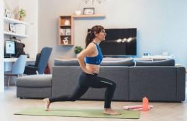 10 Olahraga di Dalam Ruangan, Cocok Dilakukan Saat PPKM Mikro