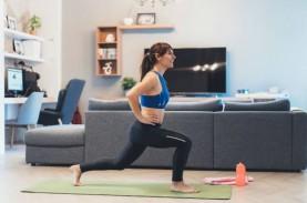10 Olahraga di Dalam Ruangan, Cocok Dilakukan Saat…