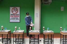 Keputusan Sekolah Tatap Muka Surabaya Tunggu Perkembangan…
