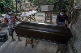 RS Darurat Corona di Semarang Sudah Tampung Puluhan…