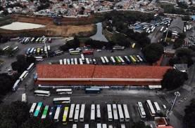 12 Terminal Bus di Jakarta Berpotensi Jadi TOD, Ini…