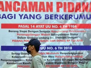 Pemprov DKI Lakukan PPKM Skala Mikro Mulai 22 Juni Hingga 5 Juli