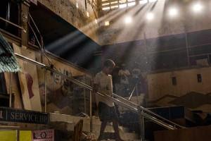 Pemerintah Kota Ambon Bongkar Pasar Mardika